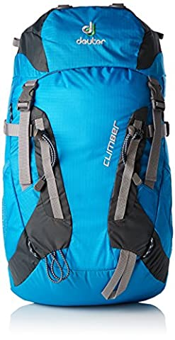 Sac A Dos Deuter 22 Litres - Deuter Climber Sac à dos Turquoise/Granite 22