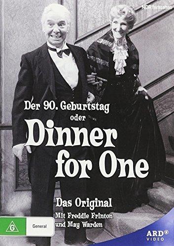 Preisvergleich Produktbild DINNER FOR ONE - DINNER FOR ONE (1 DVD)