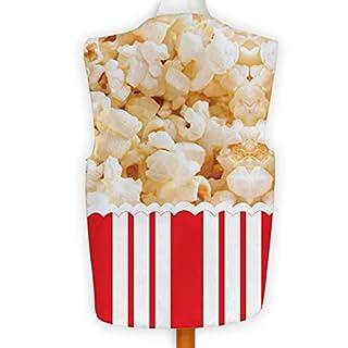 NEUHEIT Weste Kostüm Spass Legere Hirnrissig Fest Junggesellen Party Popcorn - Mehrfarbig, M