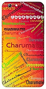 Charumatee (Beautiful) Name & Sign Printed All over customize & Personalized!! Protective back cover for your Smart Phone : Asus Zenfone 5
