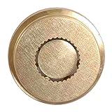 Accessoire Filière en Bronze format Paccheri pour machine à pâtes professionnelle VIP/22,8kg et VIP44kg RIGATI