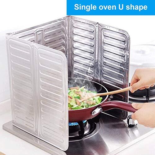 Cocina Aceite deflector Aceite Protector contra salpicaduras