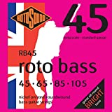 Rotosound RB45 Archi, Basso, Acciaio, Nichel, 45-105