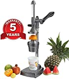 Best Juice Presses - Royal World Freshforce Aluminium Hand Press Citrus Fruit Review