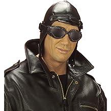 Aviador Leatherlook 20s 30s Gangster Sombreros Gorras Y Sombreros para Disfraces accesorios