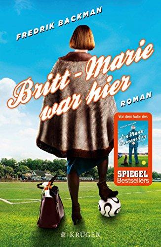 Buchcover: Britt-Marie war hier
