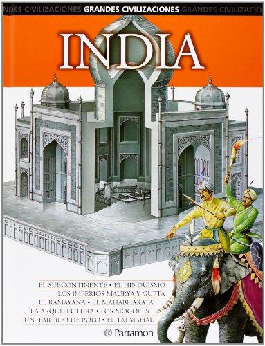 INDIA (Grandes civilizaciones) por Dolors Gassós