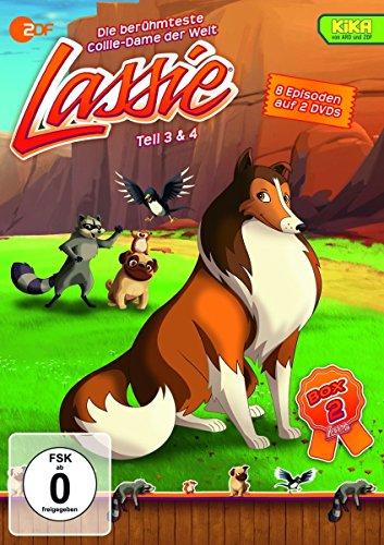 Lassie - Die Neue Serie - Box 2 [2 DVDs]