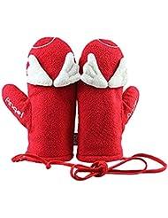Gants chauds d'hiver pour femmes