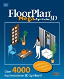 Turbo CAD Floorplan - Mega Symbole