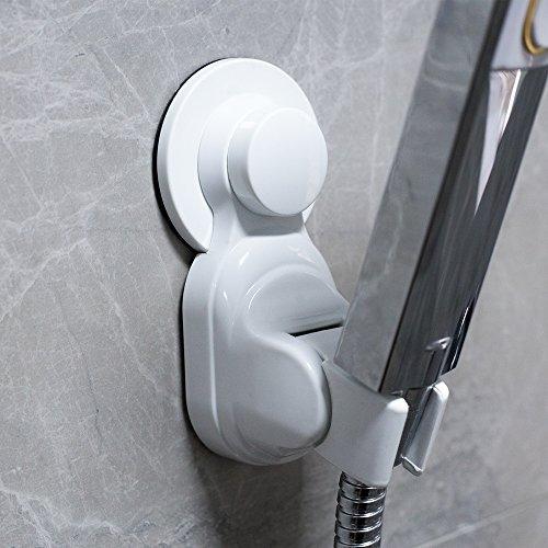 Brausehalter Verstellbar Brausehalterung, Handbrause Halterung Halter Badewanne Duschkopf Halterung Halter Saugnapf Wand Ohne Bohren