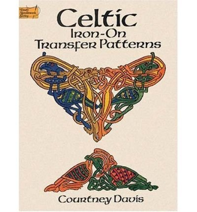 (CELTIC IRON-ON TRANSFER PATTERNS) BY Davis, Courtney(Author)Paperback on (08 , 1989)