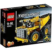 LEGO Technic - 42035 - Jeu De Construction - Le Camion De La Mine