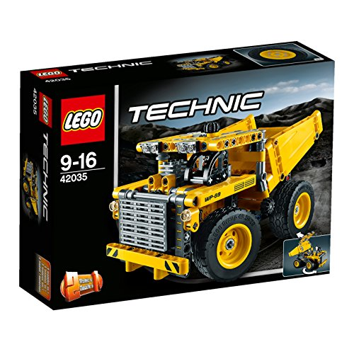 LEGO-Technic-42035-Mining-Truck-Set