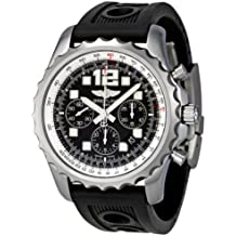 Breitling A2336035-BA68BKOR - Reloj de pulsera hombre, Caucho, color Negro