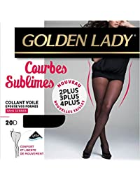 Golden Lady Courbes Sublimes Voile - medias Mujer