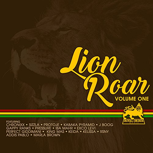 Lion Roar, Vol. 1