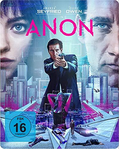 Anon - Steelbook [Blu-ray]