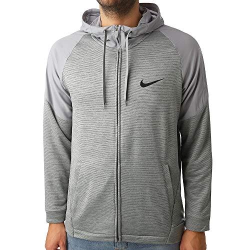 Felpa con Cappuccio Uomo Nike M Nk Dry FZ Fleece