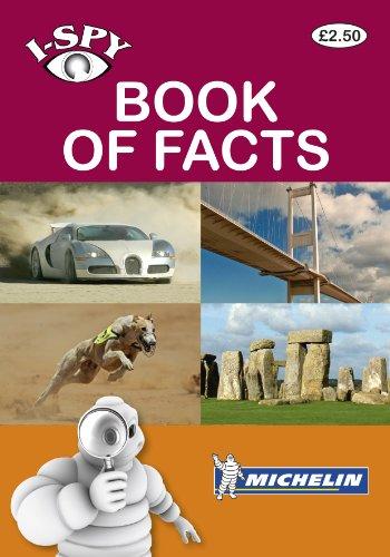 i-SPY Book of Facts par i-SPY
