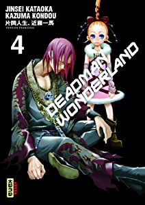 Deadman Wonderland Edition simple Tome 4