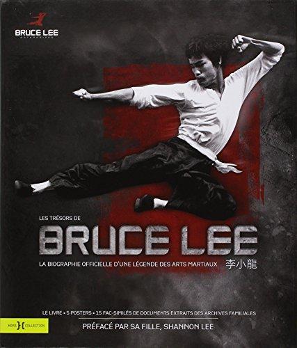 Les trésors de Bruce Lee par Shannon LEE