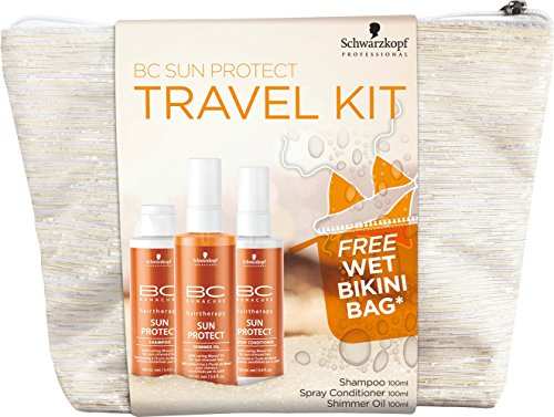 Schwarzkopf Professional BC Bonacure Sun Protect Travel Kit 3 x 100ml