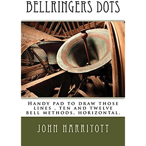 Bellringers Dots: Handy pad to draw those lines , ten
