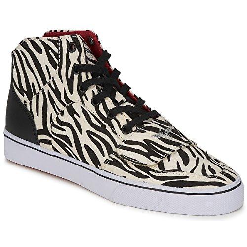 Creative Recreation W Cesario XVI M Sneaker Damen Olive/gelb - 36 - Sneaker High (Creative Lo Recreation Cesario)