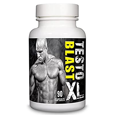 Extreme Testosterone Booster for Men TESTO BLAST XL by Natural Answers - 90 Capsules - Natural Ingredients Tribulus Terrestris, Amino Acids, Zinc - Increases Testosterone Levels, Libido, Muscle Growth & Strength - UK Manufactured by Natural Answers
