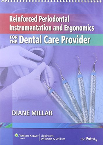 Reinforced Periodontal Instrumentation and Ergonomics for the Dental Care Provider by Diane Millar (2007-04-18)
