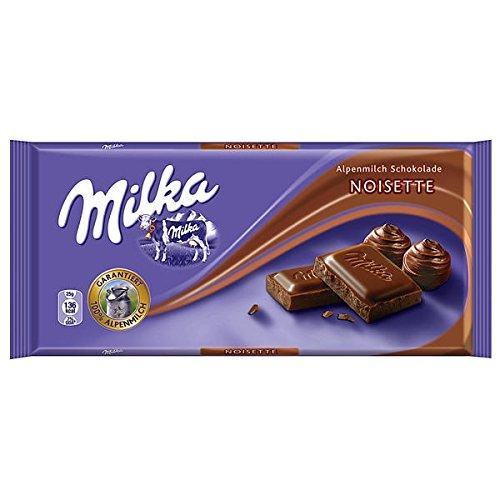 Milka Tavoletta Noisette - 100 g