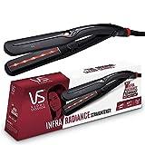 VS VIDAL SASSOON® Infra Radiance Hair Straightener Extra Wide 30mm Plates Tourmaline Ceramics