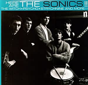 Here Are the Sonics! [Vinyl LP]