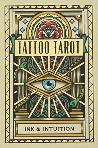 Tattoo Tarot Ink Intuition par Megamunden