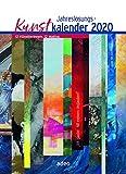Jahreslosungs-Kunstkalender 2020: 12 KünstlerInnen. 12 Motive.
