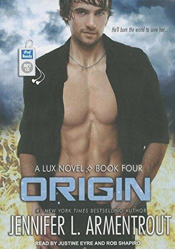 Buchseite und Rezensionen zu 'Origin (Lux)' von Jennifer L. Armentrout