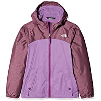 The North Face t934ux, warm Storm chaqueta Unisex adulto, Unisex adulto, T934UX, violeta, XS