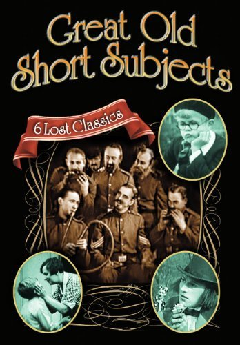 Preisvergleich Produktbild Great Old Short Subjects: Poetic Gems - The Old Prospector Talks (1935) / Bill and I Went Fishing (1927) / Couldn't Live Without You (1938) / Franz Liszt (1925) / The Seventh Wonder - Panama (1934) / The Old Camp Ground (1935) by Al Shayne