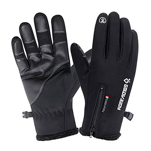 CosyInSofa Gloves Waterproof Tou...