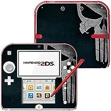 Colección 9, Custom Consola Nintendo DS Lite, 3DS, 3DS XL, Wii U Diseño Pantalla Skin Protector Funda Zeug 10014 Nintendo 2DS Designfolie