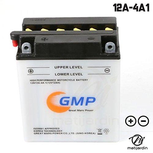 Batterie tondeuse. 12N 12A-4A1 - Pièce neuve