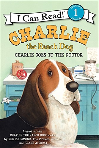 Charlie Goes to the Doctor (I Can Read Level 1)