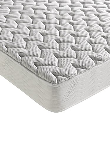Dormeo Memory Double Silver Plus Mattress with Cotton, White Best Price and Cheapest