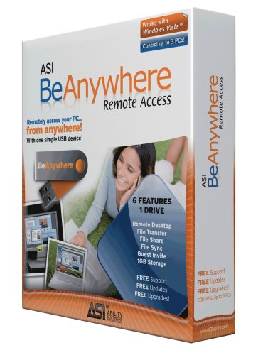ASI BeAnywhere Remote Access Test