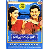 Nuvvu Naaku Nacchav Telugu Movie VCD