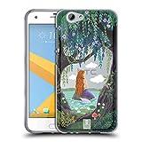 Head Case Designs Meerjungfrau Geheimnisse Von Dem Wald Soft Gel Hülle für HTC One A9s
