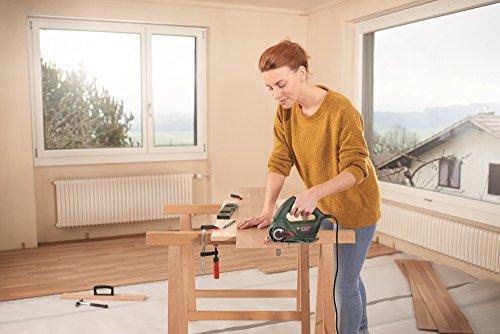 Bosch Sägeblatt Wood Basic 50 (mit NanoBlade Technologie für EasyCut 12, 50, AdvancedCut 18 und AdvancedCut 50) - 7