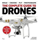 The Complete Guide to Drones (Colouring for Mindfulness)
