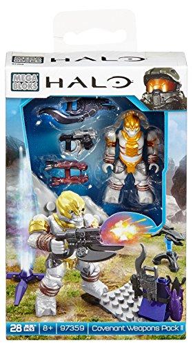 Mega Bloks Halo Alleanza Armi Confezione II